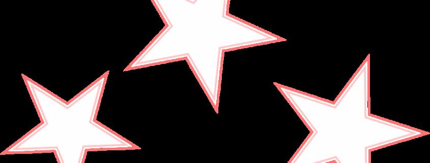 Weihnachtsgrüße des TSV Sauerlach 2020, Die Drei Sterne