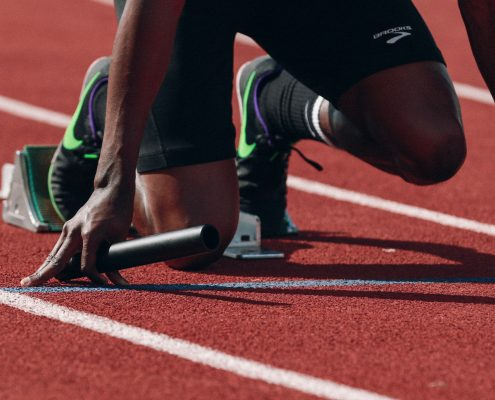 Startschuss - Es geht wieder los mit dem Sport